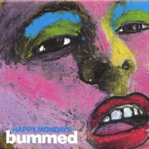 HAPPY MONDAYS - Bummed LP 1988 / Cover designed by Central Station in Manchester.