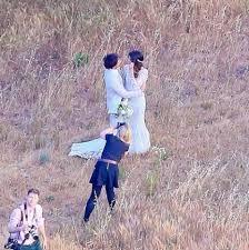 ian somerhalder #wedding