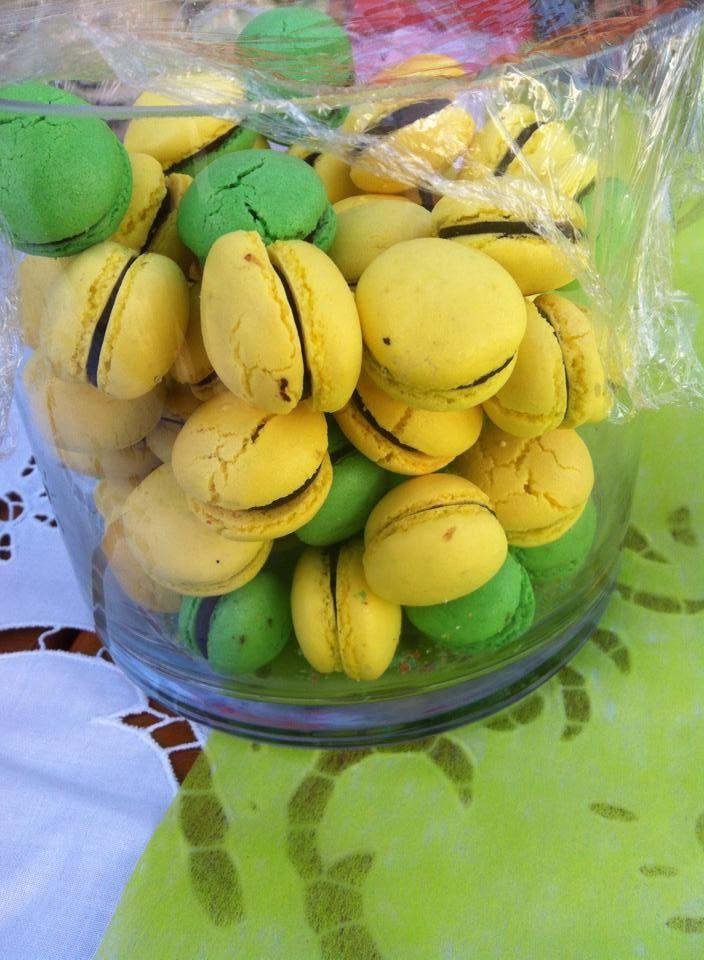 #various #sweet Image on #Marilou #Cupcakes http://www.marilous.gr/fb-gallery/ #macaron