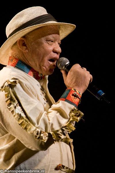 Le dieu de la musique malienne.