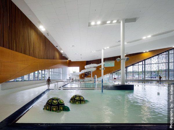 The best places to swim indoors with kids in Edmonton #yeg #edmonton