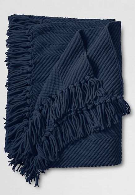 Navy throw blanket... because everyone likes to snuggle ;) (affiliate) http://amzn.to/2b9W1yV