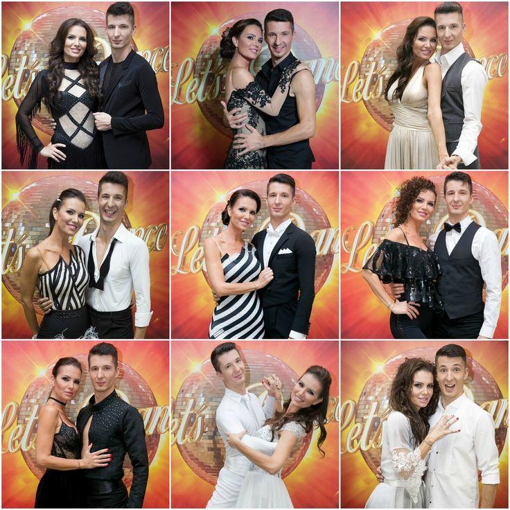 Takto sa menili Silvia a David od prvého kola po finále Let's Dance!