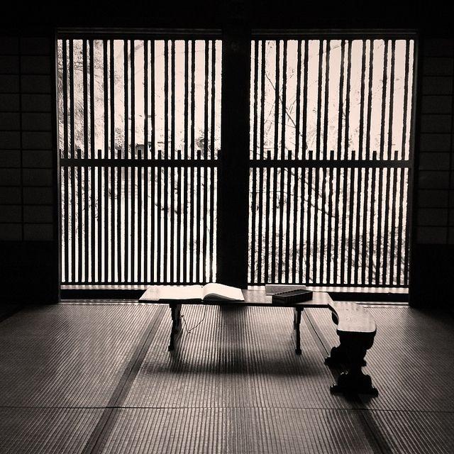日式格柵 Japanese traditional study