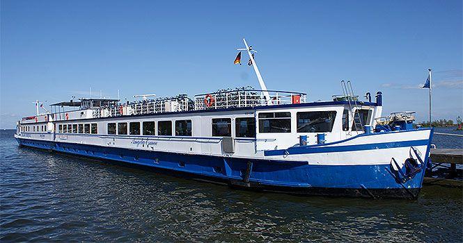 Eine Woche lang mit Boat-Bike-Tours durch Nord-Holland. Tagsüber wird Fahrrad gefahren und abends geht es zurück aufs Schiff.