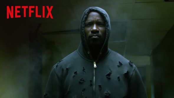 Netflix released the main trailer today, for the first season of Marvel's Luke Cage TV show. Watch it at TV Series Finale. Do you plan to stream the new drama on Netflix?