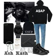 Asap Rock . Fashion Killa . Golden Ash