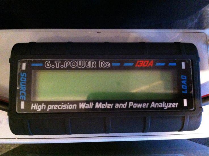 Portable Solar Power Generator - Digital Power Analyzer