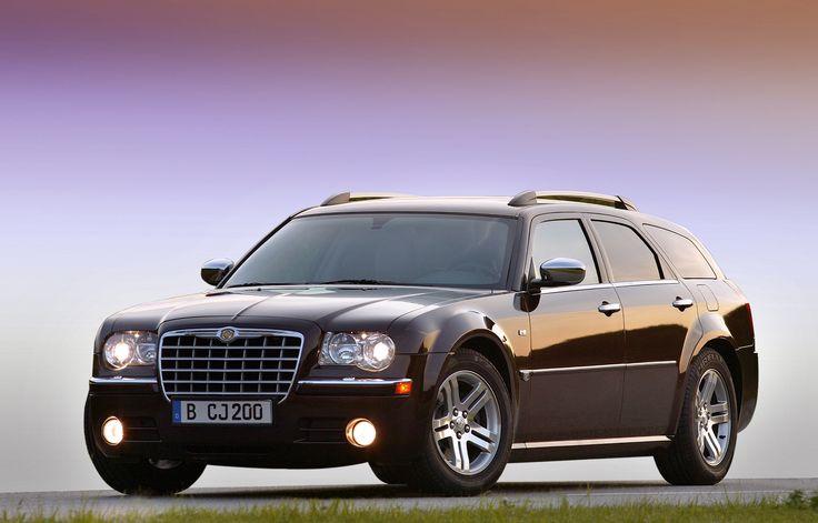 Chrysler 300 C Touring.