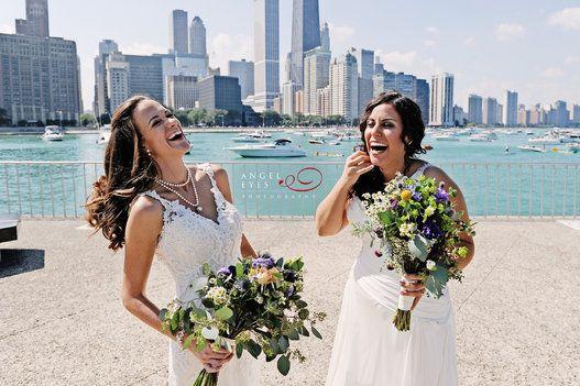 18 ocasiones en las que fotógrafos de boda capturaron un momento único (FOTOS)