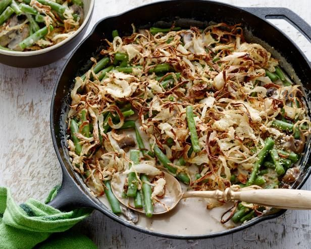Get Best Ever Green Bean Casserole Recipe from Cooking Channel