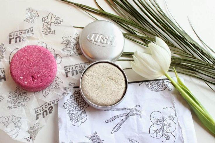 How to use lush shampoo bars the sunday girl lush