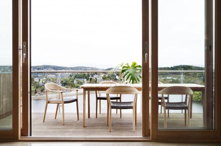 Oasiq - Collection Skagen en teack