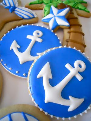 anchor cookies @Saeweard Smith