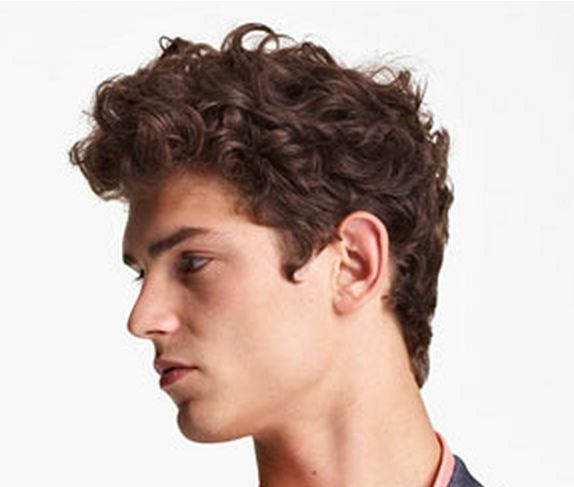 Stupendous 1000 Images About Curly Hair For Men On Pinterest Men Curly Short Hairstyles Gunalazisus