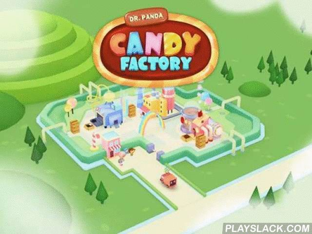 Dr. Panda: Candy Factory  Android Game - playslack.com , investigate Dr. Panda's supernatural candy factory and make acid-tasting candy. concoction non-identical components to get a culinary work! This colourful game for Android will be especially fascinating to children, who can compete alone or with genitors. voyage the candy factory. Use outstanding tool to concoction components. try-out in dough workplaces to spy brand-new categories of phoneticians. compete enjoyable mini-games, invent…