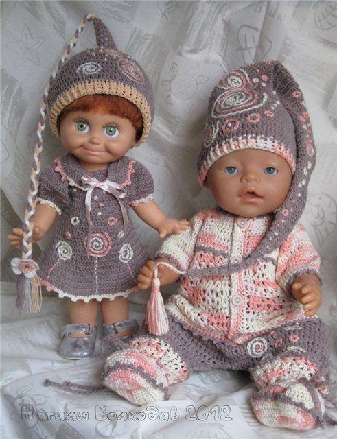 Гномы карамельные / Одежда и обувь для кукол - своими руками и не только / Бэйбики. Куклы фото. Одежда для кукол