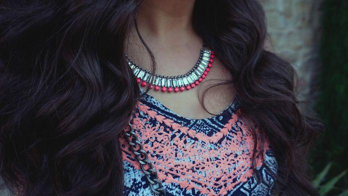 Necklace goals <3 #ootd