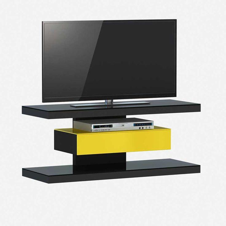 best 25 tv rack ideas on pinterest glass tv unit living room tv unit and tv display unit. Black Bedroom Furniture Sets. Home Design Ideas