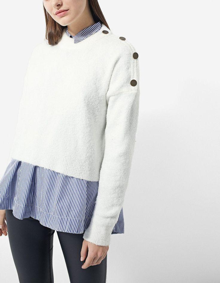 Sweater - Stradivarius