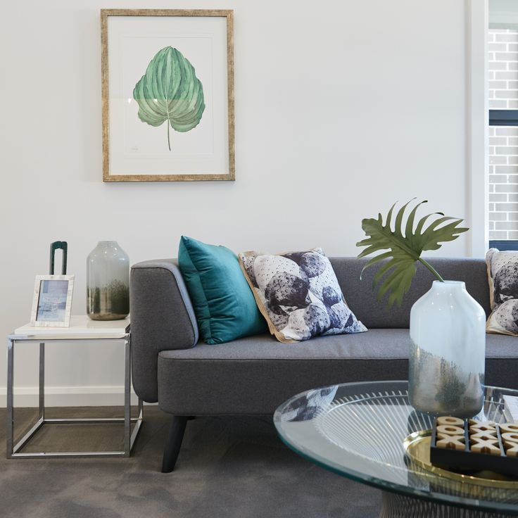 #shadeofgrey @teal #leaves #nature #natural #metal #loungeroom #livingroom #coffeetable #styling #relax #subtletouches #textures #glass
