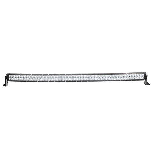 4D LED Light Bars, POWLAB 4D CREE 52 Inch LED Work Lights Bar Curved, 300W Off-Road Truck Light, Dual Row Flood Spot Combo Beam Waterproof for Jeep 4WD SUV ATV Boat Bumper #Light #Bars, #POWLAB #CREE #Inch #Work #Lights #Curved, #Road #Truck #Light, #Dual #Flood #Spot #Combo #Beam #Waterproof #Jeep #Boat #Bumper