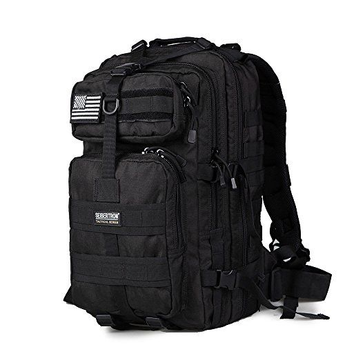 Seibertron Motorbike backpack Motorcycle bag Outdoor Sports Riding Package black 37L http://bikebackpack.net