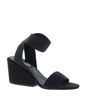Cheap Monday Stomp Heeled Sandals