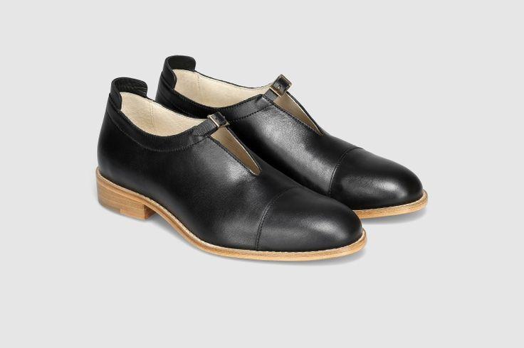 Sapatos MISS JULIA - Preto