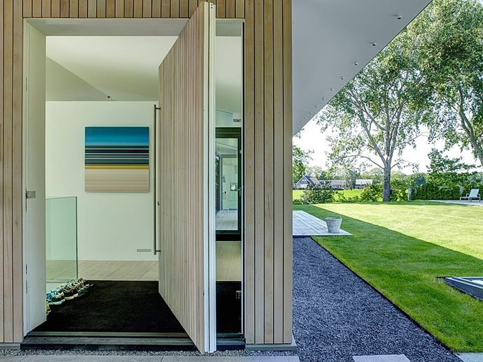 House L by Grosfeld van der Velde Architecten DesignRulz.com