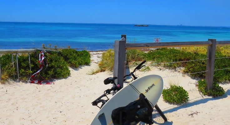 Rottnest Island the best cycling tracks you've seen around WA