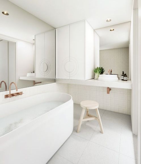Beautiful Simple Bathrooms 2951 best bathrooms / powder rooms images on pinterest | bathroom