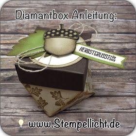 Anleitung für Diamantbox