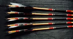 Northwest Archery LLC - Arrows are our specialty - Arrows as Decor / READY TO GO
