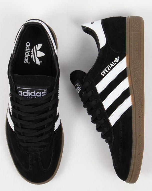 Adidas Spezial Trainers Black/White