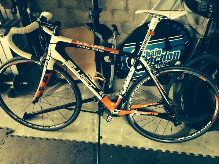 Road Bike - all together again :-)