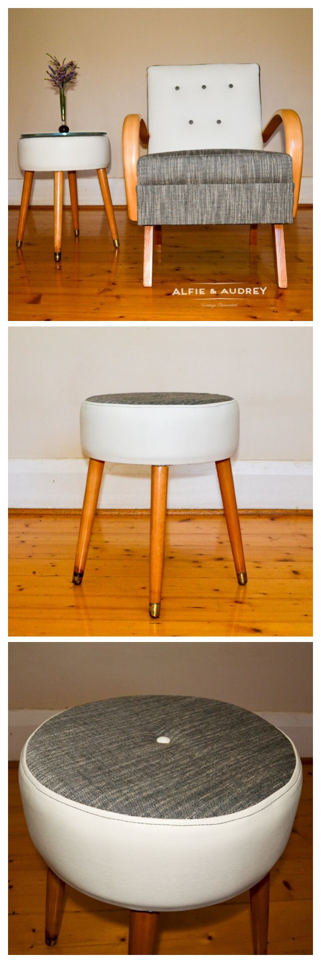 Cosette side table online now @ www.alfieandaudrey.com.au  Chair sold separately.