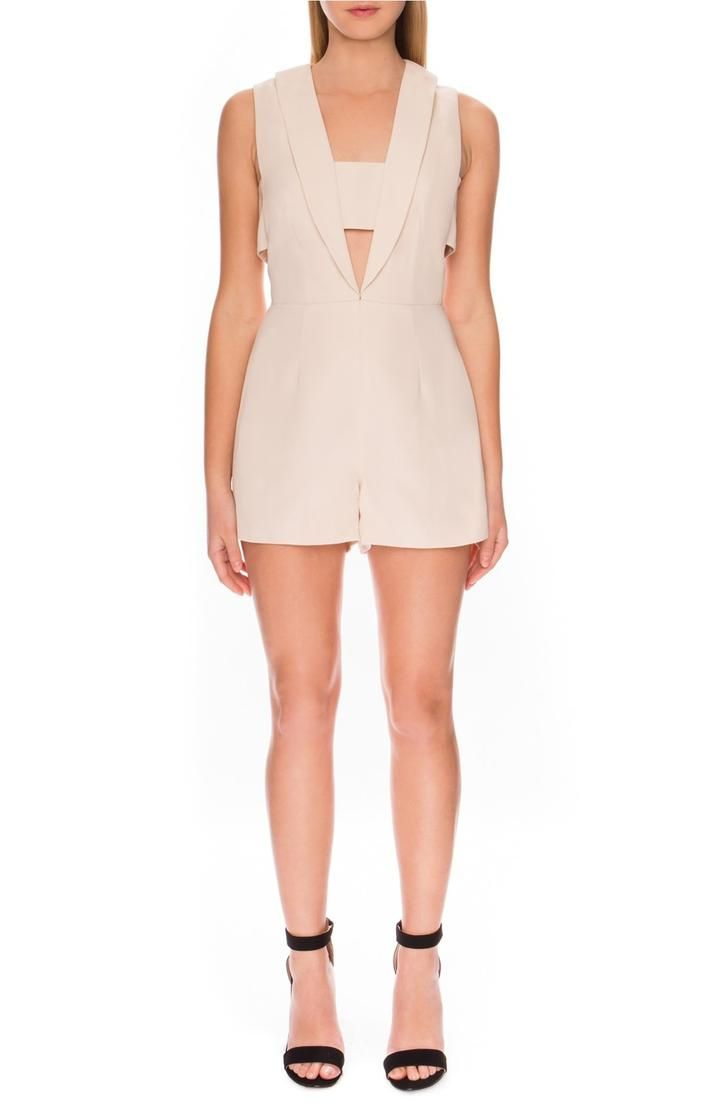 Finders Keepers the Label 'The Logic' Romper