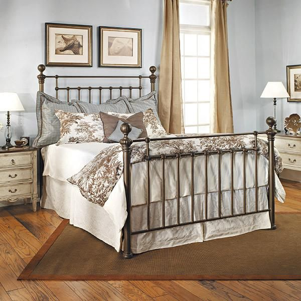 25 Best Ideas About Wrought Iron Beds On Pinterest Wrought Iron Headboard Iron Bed Frames
