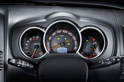 New Rush TRD Sportivo Tachometer