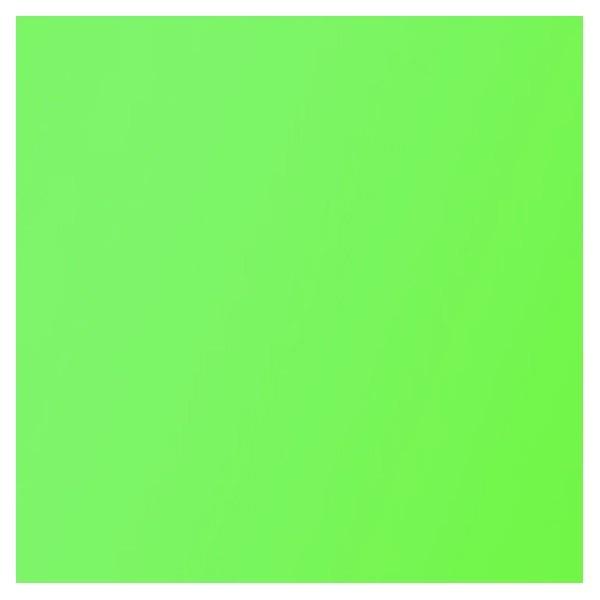 Tissu thermocollant fluo vert