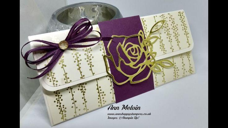 #7 Wedding Week Elegant Wedding Money/Voucher Wallet