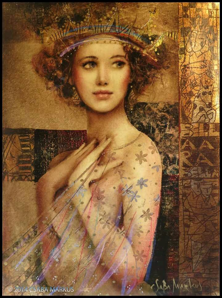 Amor Vincit Omnia. Artist: Csaba Markus