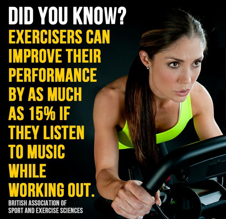 Science Facts Exercise: Did You Know? Share These Fun Fitness Facts With Others