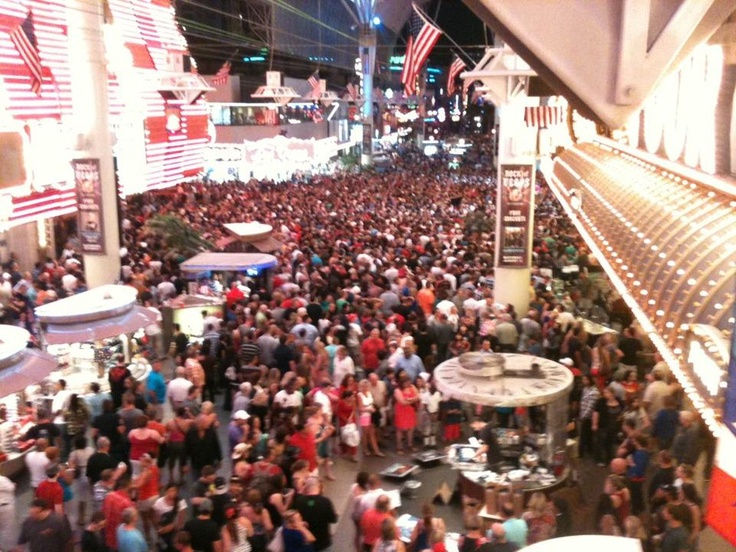 2016 4th of july las vegas