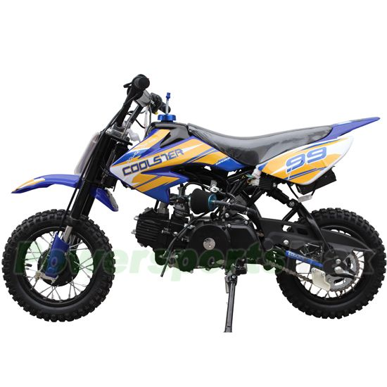 Coolster DB-J007 110cc Dirt Bike $400