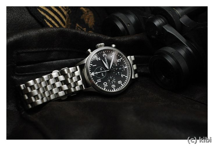 Archimede Pilot Chrono on Watchadoo :-)