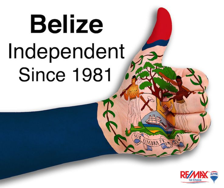 Image result for belize independence