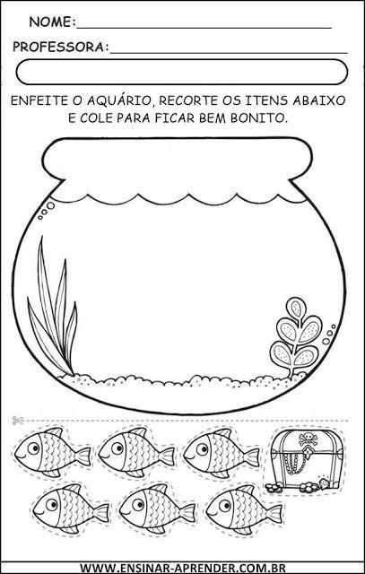 ATIVIDADES COM GRAFISMOS | Cantinho do Educador Infantil