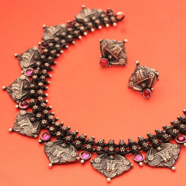 antique silver sets – boutiquedesignerjewellery.com